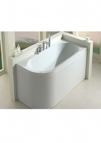 Carron Status 1600 x 725mm Bath LH or RH - Panel & Strength Options